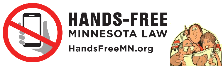 Minnesota's new Hands-Free Law
